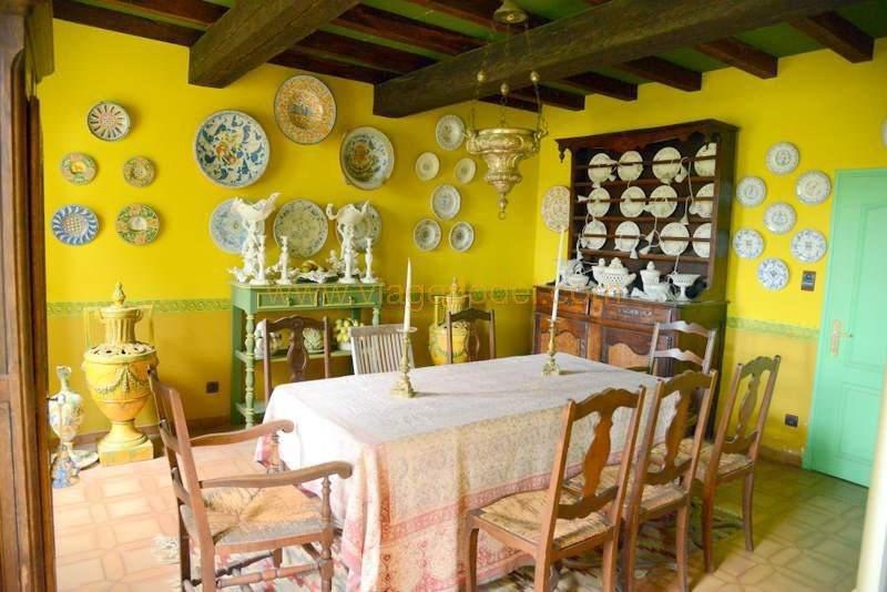 Vendita nell' vitalizio di vita casa Montricoux 335000€ - Fotografia 12