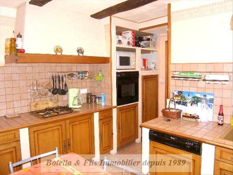Vente maison / villa Goudargues 172000€ - Photo 5