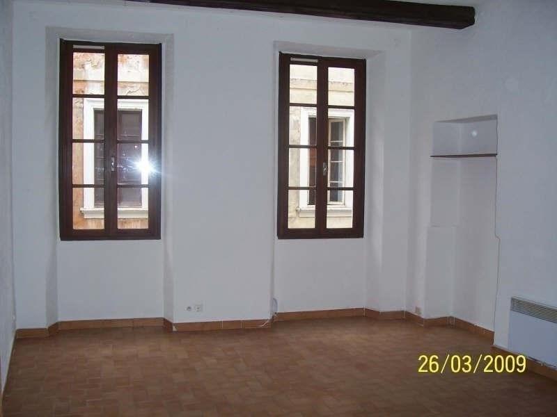 Vente appartement Carpentras 60000€ - Photo 3