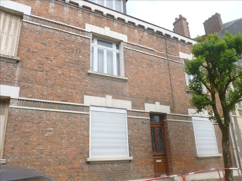 Vente maison / villa Peronne 113 000€ - Photo 1