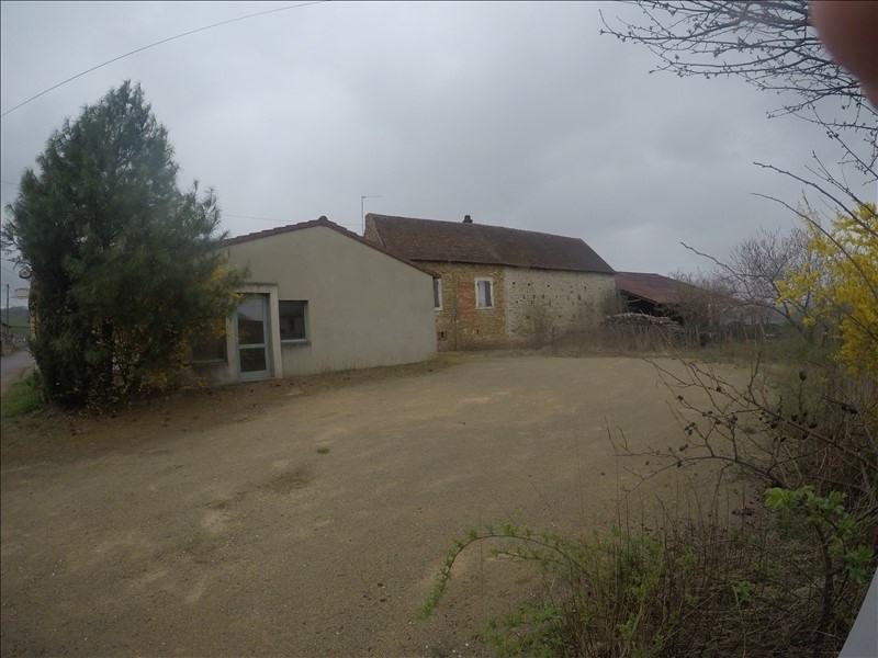Vente maison / villa Cluny 76000€ - Photo 3