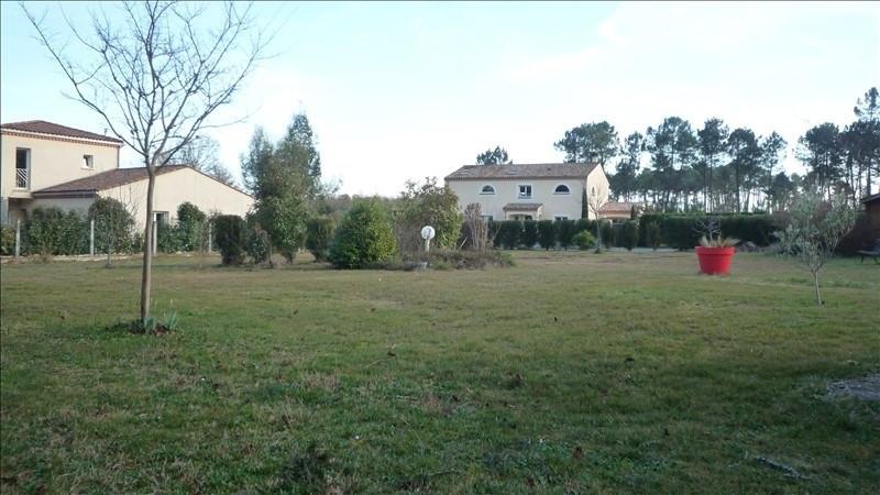 Vente terrain roaillan 800 m 69 000 euros bazas for Achat maison bazas