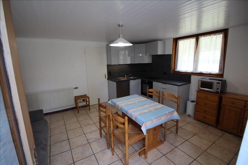 Rental apartment Sallanches 500€ CC - Picture 1