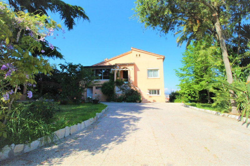 Vente de prestige maison / villa Cagnes sur mer 1155000€ - Photo 2