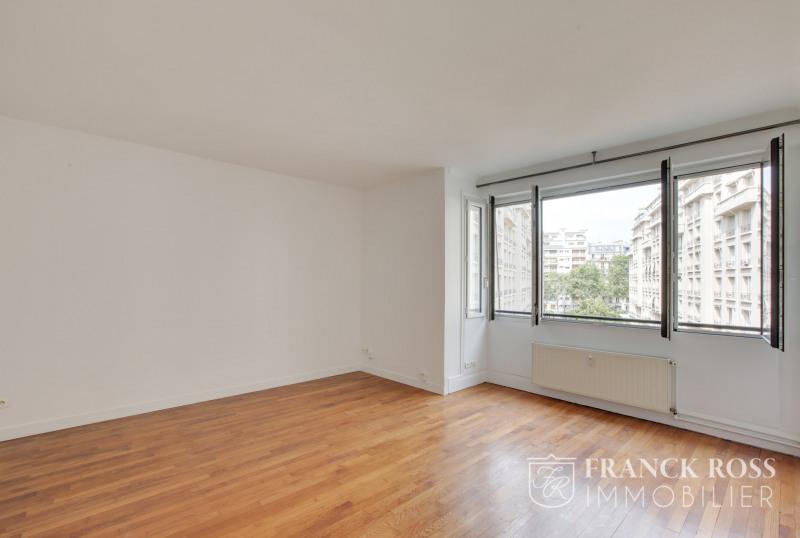Rental apartment Paris 16ème 1550€ CC - Picture 1