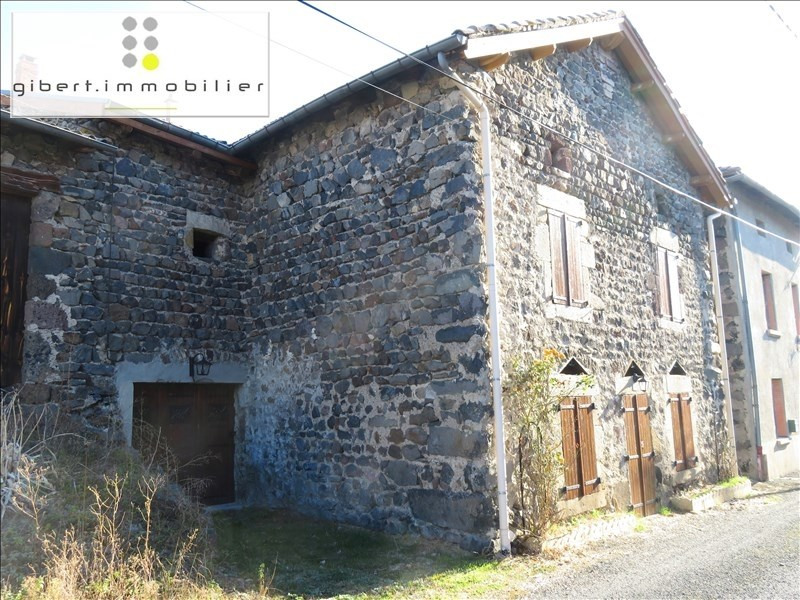 Vente maison / villa Arsac en velay 49 800€ - Photo 1