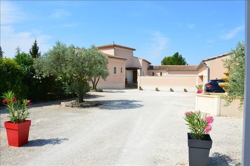 Vente maison / villa Pernes les fontaines 479000€ - Photo 3