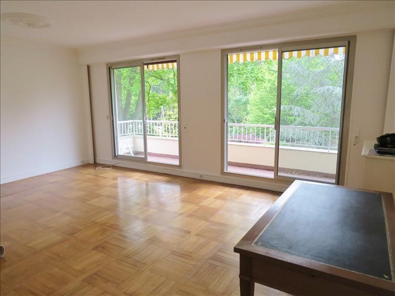 Sale apartment Le mesnil le roi 520000€ - Picture 2
