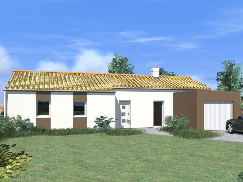Maison  5 pièces + Terrain 455 m² La Garnache par ALLIANCE CONSTRUCTION CHALLANS