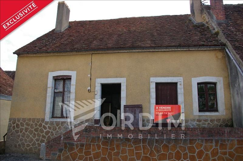 Vente maison / villa St sauveur en puisaye 29500€ - Photo 1