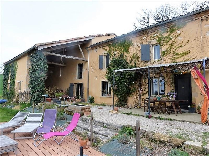 Revenda casa Lombers 335000€ - Fotografia 1