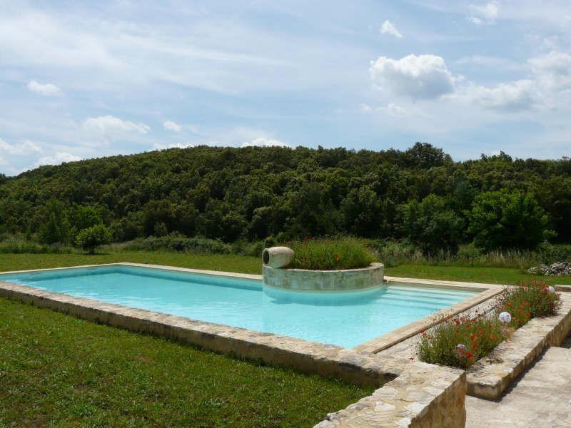 Vente de prestige maison / villa Barjac 695000€ - Photo 2