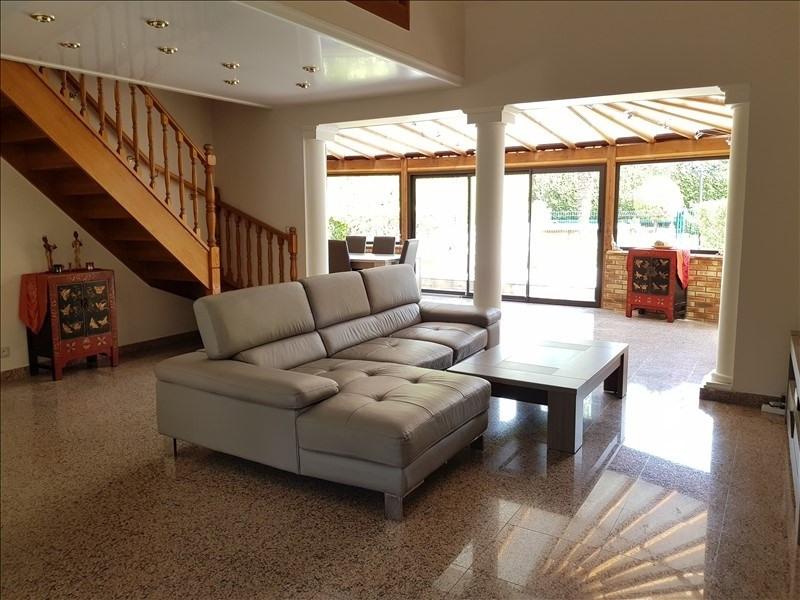 Vente maison / villa La queue en brie 424900€ - Photo 2