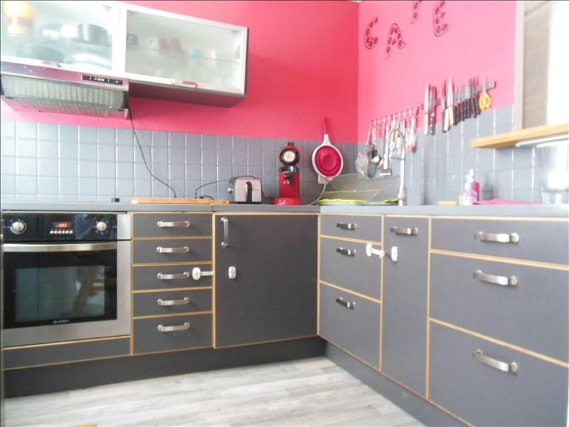 Sale house / villa Amfreville la mi voie 162000€ - Picture 2