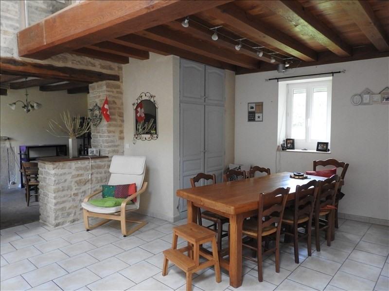 Vente maison / villa Entre chatillon / montbard 139000€ - Photo 7