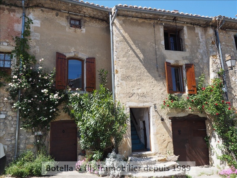 Vente maison / villa Goudargues 157 000€ - Photo 1