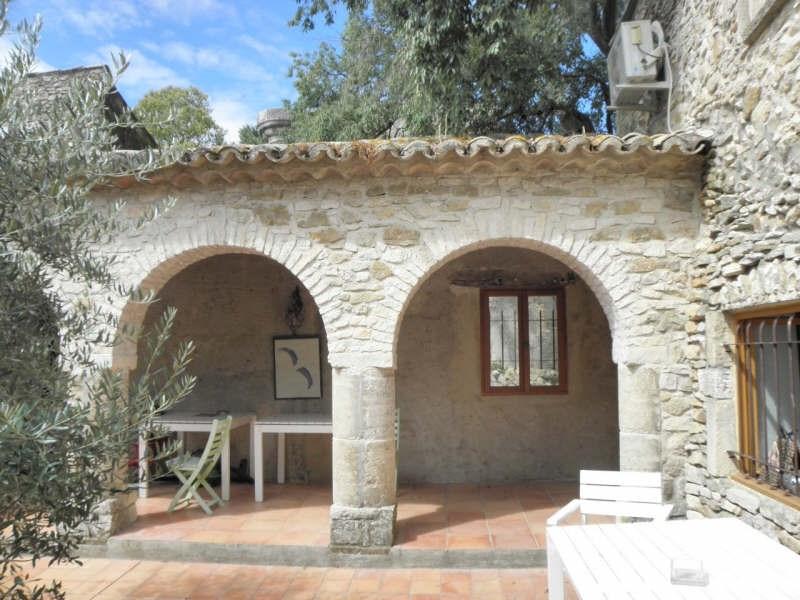 Deluxe sale house / villa Uzes 716000€ - Picture 17