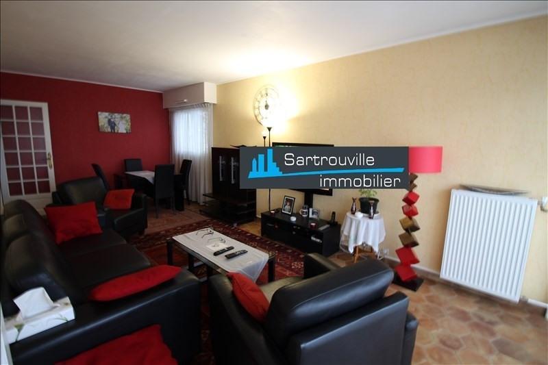 Verkauf wohnung Sartrouville 234000€ - Fotografie 2