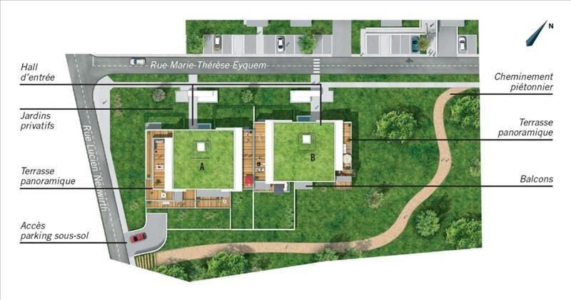 Vente appartement Ramonville saint agne 299900€ - Photo 3