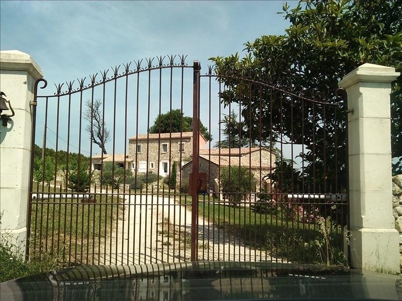Venta de prestigio  casa Bollene 780000€ - Fotografía 2