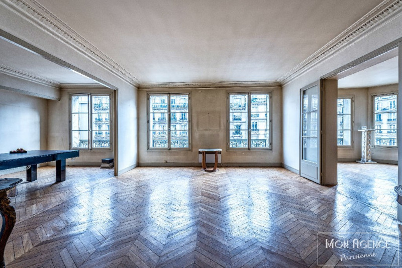 Vente de prestige appartement Paris 17ème 2 270 000€ - Photo 2