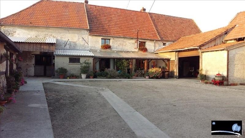 Sale house / villa Bussieres 342000€ - Picture 1