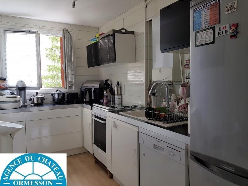 Sale apartment Le plessis trevise 190000€ - Picture 1