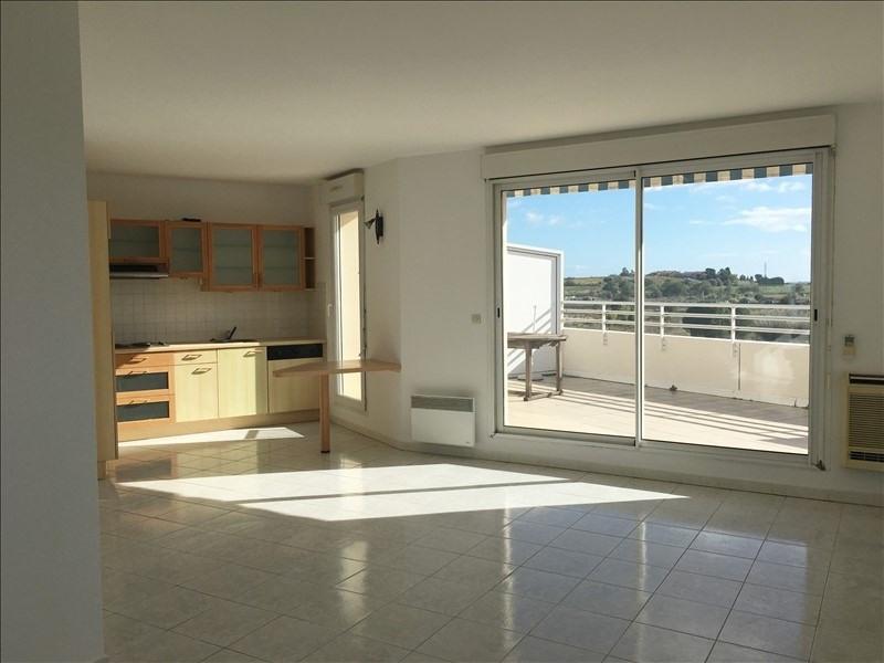 Rental apartment Perpignan 630€ CC - Picture 1