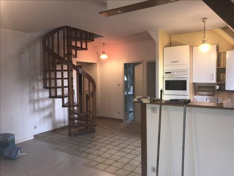 Revenda apartamento Seloncourt 70000€ - Fotografia 1