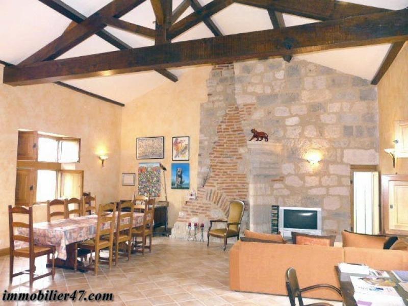 Vente de prestige château Prayssas 474000€ - Photo 4
