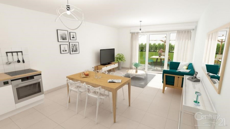 Produit d'investissement appartement Sathonay camp 303 340€ - Photo 1