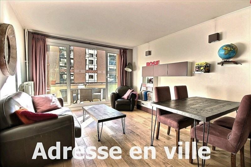 Venta  apartamento Levallois perret 517500€ - Fotografía 1
