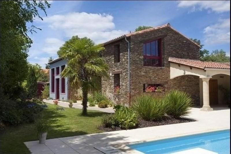 Sale house / villa Vallet 535900€ - Picture 1