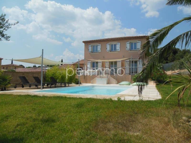 Vente maison / villa Lancon provence 505000€ - Photo 1