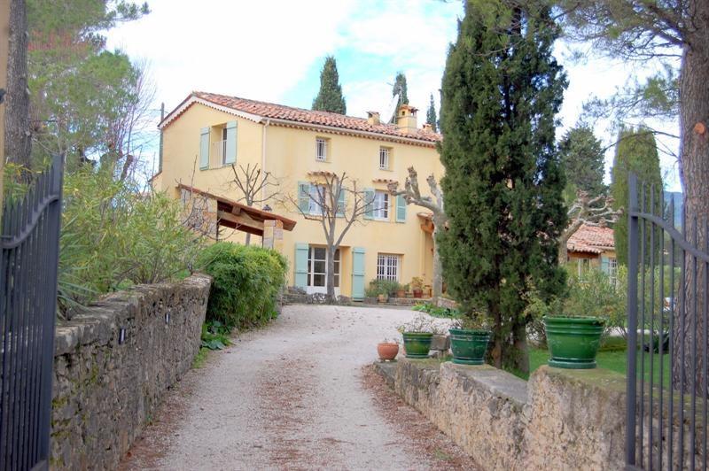 Vente de prestige maison / villa Le canton de fayence 1595000€ - Photo 1