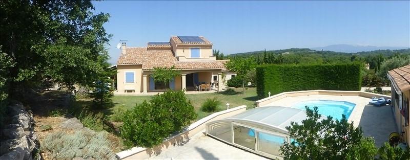 Sale house / villa Malemort du comtat 445000€ - Picture 1