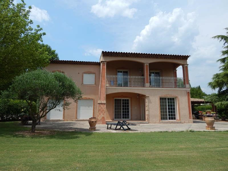 Deluxe sale house / villa Salernes 597 000€ - Picture 1