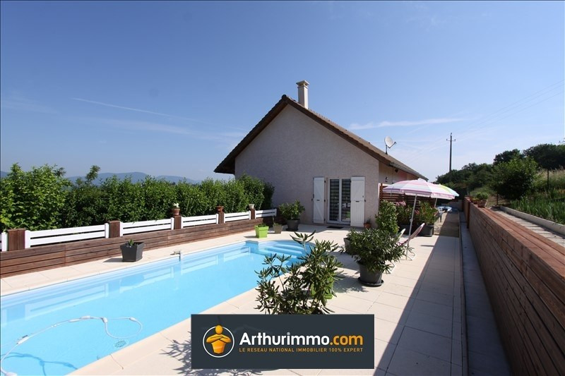 Vente maison / villa Belley 240 000€ - Photo 3