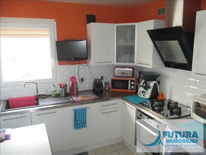 Sale apartment Rombas 66 000€ - Picture 2