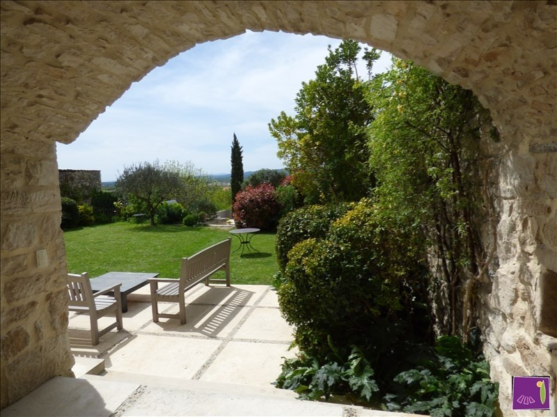 Immobile residenziali di prestigio casa Barjac 495000€ - Fotografia 14