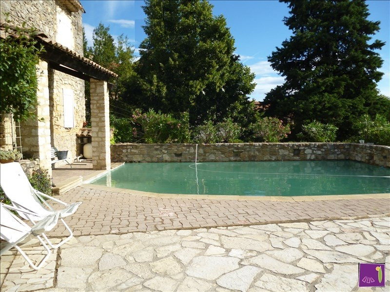 Deluxe sale house / villa Uzes 695000€ - Picture 14