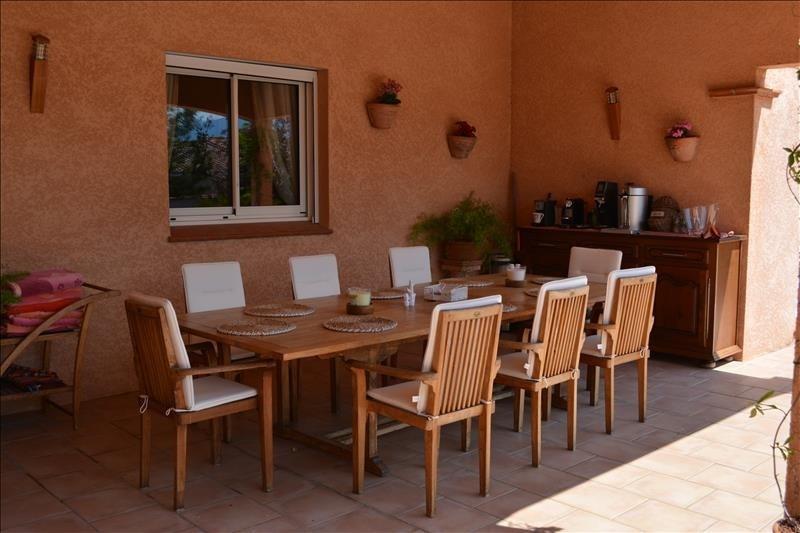 Vente maison / villa Saint jean pla de corts 550000€ - Photo 6