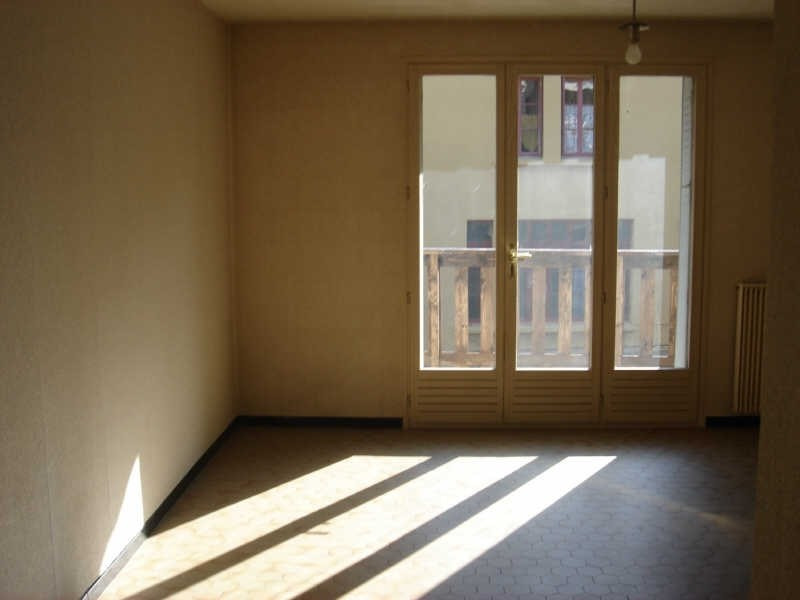 Location appartement Allevard 307€ CC - Photo 1