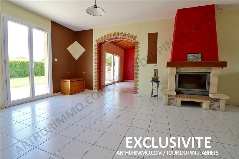 Sale house / villa La tour du pin 242000€ - Picture 3