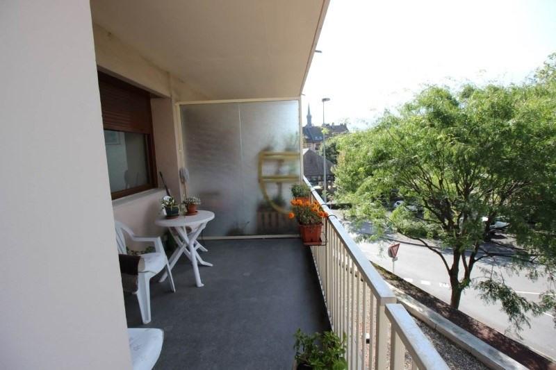 Rental apartment La roche-sur-foron 700€ CC - Picture 2