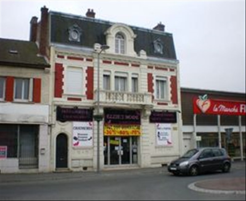 Investment property building Tergnier 284 000€ - Picture 1
