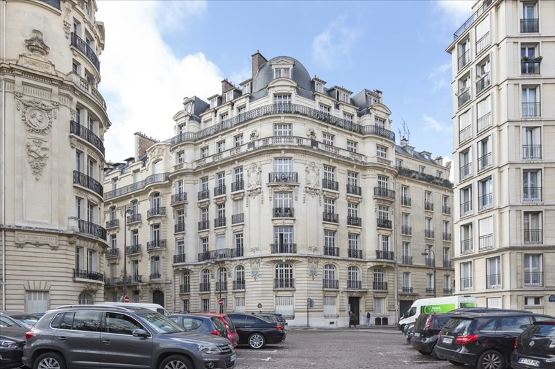 Vente de prestige appartement Paris 16ème 1 650 000€ - Photo 1