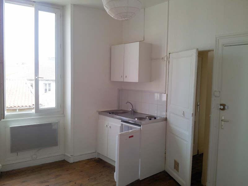 Rental apartment Angoulême 315€ CC - Picture 1