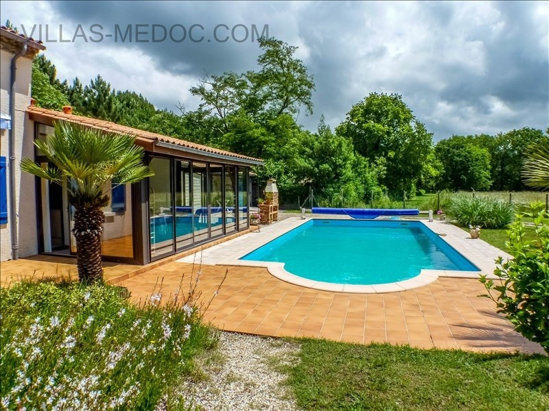 Vente maison / villa Vensac 265 000€ - Photo 2