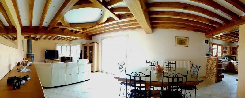 Sale house / villa Ferrieres haut clocher 398000€ - Picture 3